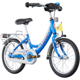 "Puky ZL 16-1 Alu Bicycle 16"" Kids, football blue"